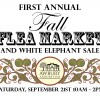 Fall Flea Market and White Elephant Sale