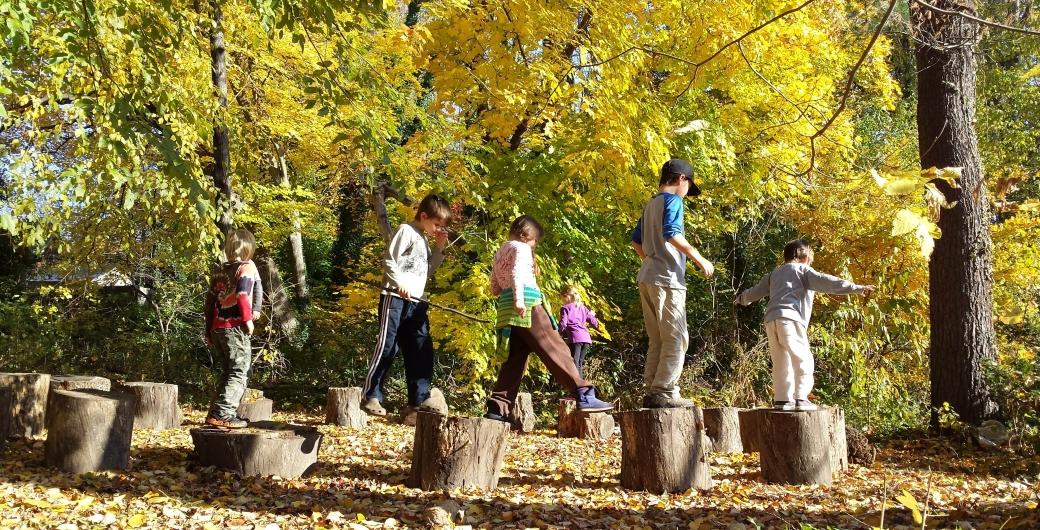 Explore Awbury Arboretum Adventure
