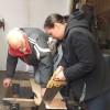 Volunteer – Building Structures: Woodworking Tasks