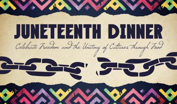 Juneteenth Celebration Dinner w/ Chef Gail Hinson