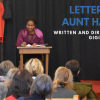 Letters to Aunt Hattie – an evening of theater at Awbury