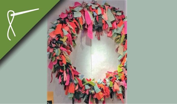 Fabric Wreath Workshop
