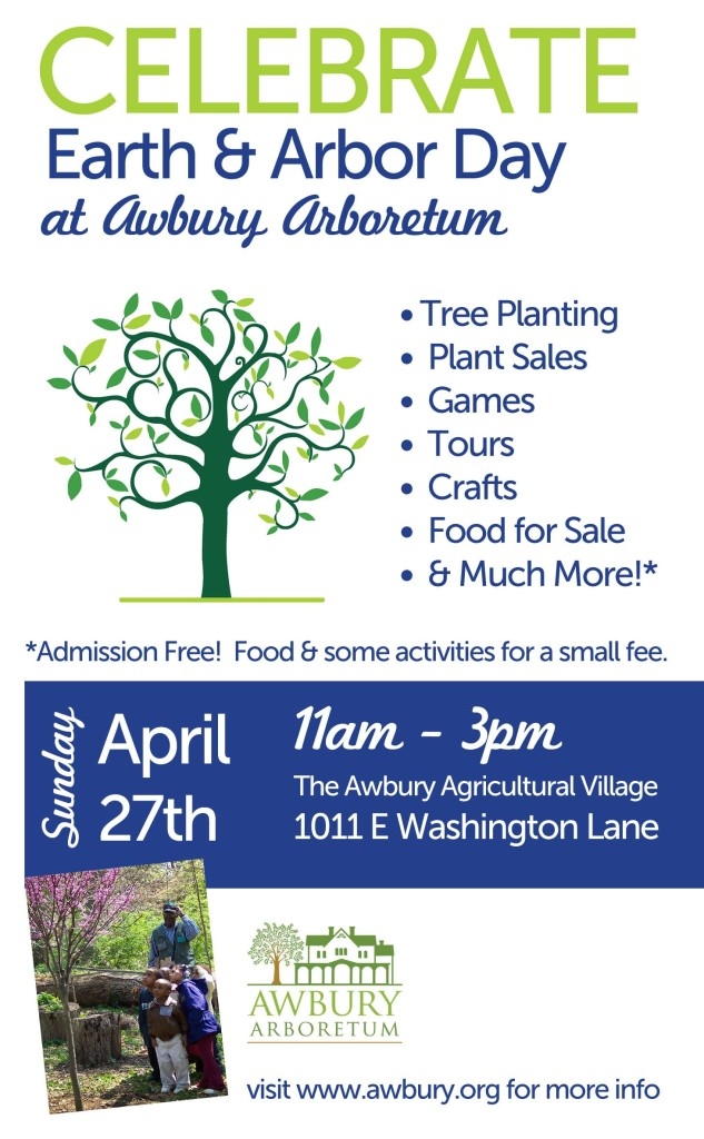 Arbor Day Shuttle Ad1