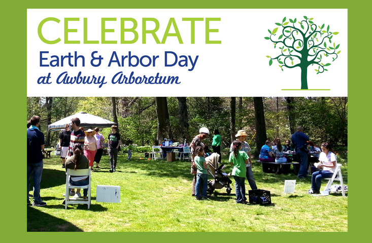 Earth and Arbor Day