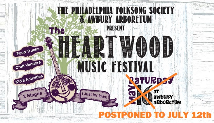 Heartwood postponed - 733