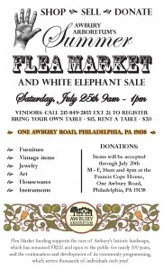 Summer Flea Market Shuttle 2015