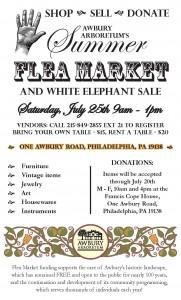 Summer Flea Market Shuttle 2015