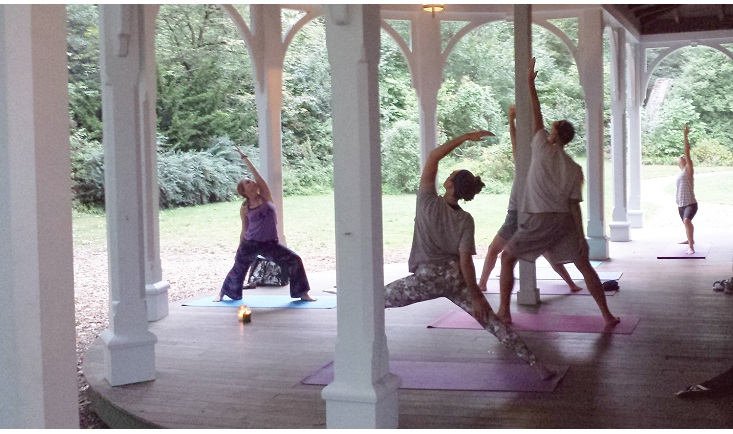 yoga on the porch 733x433