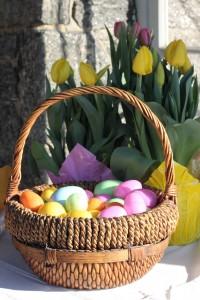 Awbury Easter Egg Basket