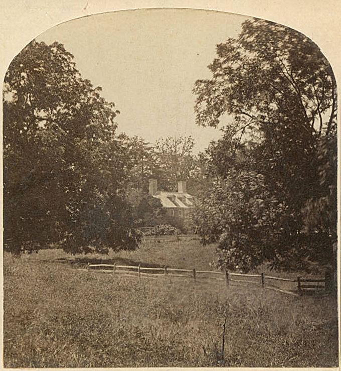 Stenton in 1861