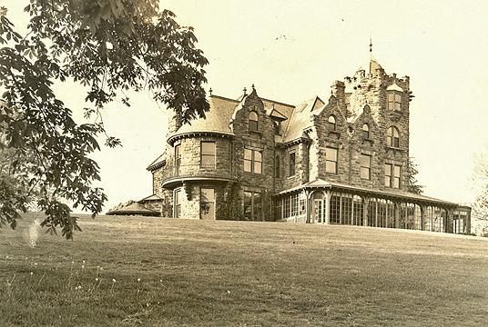 Compton, 1937; Morris Arboretum