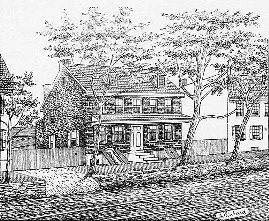 Channon House