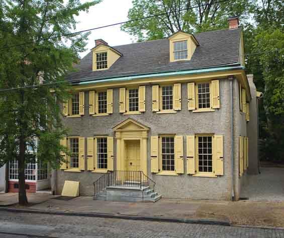 Clarkson-Watson House