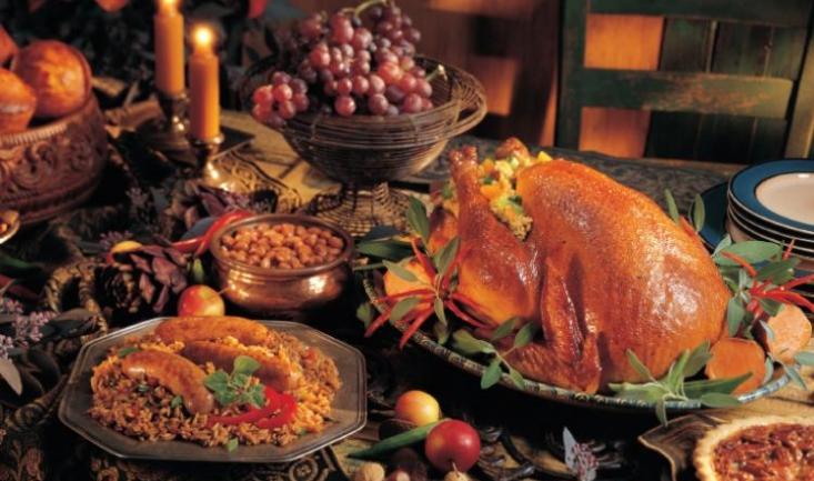 Christmas Carol Feast cover image